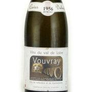ヴーヴレ ドミ・セック2 1956 カーヴ・デュアール フランス ロワール 白ワイン 750ml
