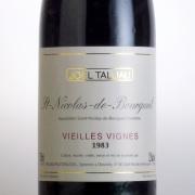 サン・ニコラ・ド・ブルグイユ ヴィエイユ・ヴィーニュ 1983 ジョエル・タリュオー フランス ロワール 赤ワイン 750ml