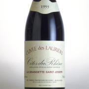 コート・デュ・ローヌ ルージュ キュベ・デ・ローリエ 1993 ラ・グランジェット・サン・ジョセフ フランス 赤ワイン 750ml