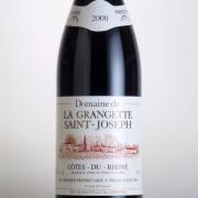 コート・デュ・ローヌ ルージュ キュベ・デ・トラディション 2000 ラ・グランジェット・サン・ジョセフ フランス 赤ワイン 750ml