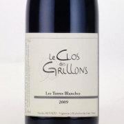 ル・クロ・デ・グリヨン テールブランシュ 2009 ニコラ・ルノー フランス コート・デュ・ローヌ 赤ワイン 750ml