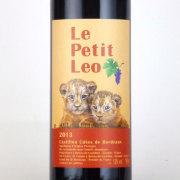 ル・プティ・レオ 2013 シャトー元詰 フランス ボルドー 赤ワイン 750ml