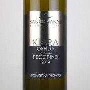 キアラ オッフィーダ ペコリーノ 2014 アジィエンダ・アグリコーラ サン・ジョヴァンニ イタリア マルケ 白ワイン 750ml