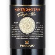 サンタゴスティーノ・ロッソ 2012 フィッリアート イタリア シチリア 赤ワイン 750ml