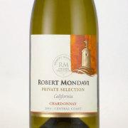 プライベート・セレクション シャルドネ 2014 ロバート・モンダビ アメリカ カリフォルニア 白ワイン 750ml