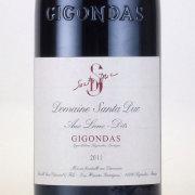 ジゴンダス・オー・リュー・ディ 2011 ドメーヌ・サンタ・デュック フランス コート・デュ・ローヌ 赤ワイン 750ml