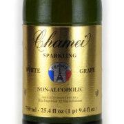 シャメイ・スパークリング・ジュース フランス ホワイトグレープ 750ml