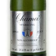 シャメイ・スパークリング・ジュース フランス アップル 750ml