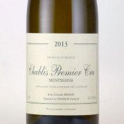 シャブリ モンマン プルミエ・クリュー 2013 ジャン=クロード・ベッサン フランス ブルゴーニュ 白ワイン 750ml