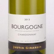 ブルゴーニュ シャルドネ 2013 ドメーヌ・ジャック・ジラルダン フランス ブルゴーニュ 白ワイン 750ml