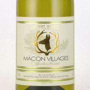 マコン・ヴィラージュ 2013 アルベール・ビショー フランス ブルゴーニュ 白ワイン 750ml