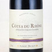コート・デュ・ローヌ・ルージュ 2014 アルベール・ビショー フランス コート・デュ・ローヌ 赤ワイン 750ml