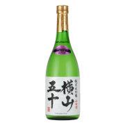 横山五十 純米大吟醸酒 白ラベル火入れ 長崎県重家酒造 720ml