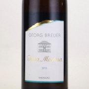 リースリング テラ・モントーサ 2013 ゲオルグ・ブロイヤー ドイツ ラインガウ 白ワイン 750ml