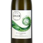 ウーラー ゲミシュターサッツ ミッテルベルグ(畑名) 2015 ウーラー オーストリア ウィーン 白ワイン 750ml