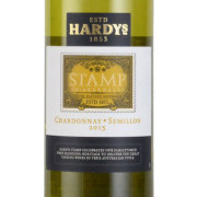 ハーディーズ・スタンプ シャルドネ・セミヨン 2015 ハーディーズ オーストラリア 南東オーストラリア 白ワイン 750ml