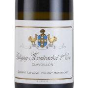 ピュリニー モンラッシェ プルミエ クリュ クラヴォワイヨン 2014 ルフレーヴ フランス ブルゴーニュ 白ワイン 750ml
