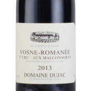 ヴォーヌ・ロマネ 1er マルコンソール 2013 デュジャック フランス ブルゴーニュ 赤ワイン 750ml