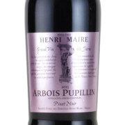 アルボワ ピュピュラン 2013 アンリ・メール フランス ジュラ 赤ワイン 750ml