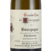 ブルゴーニュ 2015 ポール・ペルノー フランス ブルゴーニュ 白ワイン 750ml