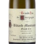 バタール・モンラッシェ グラン・クリュ 2015 ポール・ペルノー フランス ブルゴーニュ 白ワイン 750ml