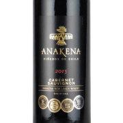 アナケナ・バードマン カベルネ・ソーヴィニヨン 2015 アナケナ チリ ラベル・ヴァレー 赤ワイン 750ml