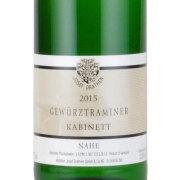ゲベルツ・トラミネール カビネット 2015 ジョセフ・ドラーテン ドイツ ナーエ 白ワイン 750ml
