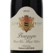 ブルゴーニュ ピノ・ノワール プラント・ギルベルト 2015 ユベール・リニエ フランス ブルゴーニュ 赤ワイン 750ml