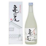 亀の翁(かめのお) 大吟醸生酒 新潟県久須美酒造 720ml