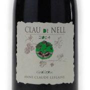 ヴァン ド ターブル グロロー 2014 クロー・ド・ネル フランス ロワール 赤ワイン 750ml