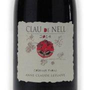 アンジュ・ルージュ カベルネ・フラン 2014 クロー・ド・ネル フランス ロワール 赤ワイン 750ml