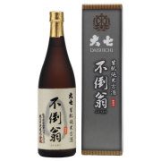 大七不倒翁(ふとうおう) 純米吟醸酒 生もと造り 福島県大七酒造 720ml