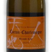 コルトン・シャルルマーニュ グラン・クリュ 2014 ルーデュモン フランス ブルゴーニュ 白ワイン 750ml