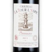 シャトー・トゥール・ラスピック セカンド 2011 シャトー元詰 フランス ボルドー 赤ワイン 750ml