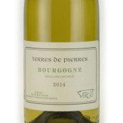 ブルゴーニュ・ブラン テール・ド・ピエール 2014 ジャック・プリウール フランス ブルゴーニュ 白ワイン 750ml