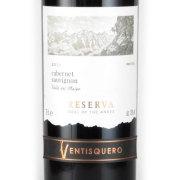 レゼルバ・カベルネ・ソーヴィニヨン 2015 ベンティスケロー チリ ラベル・ヴァレー 赤ワイン 750ml