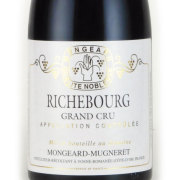 リシュブール グランクリュ 2014 モンジャール・ミュニュレ フランス ブルゴーニュ 赤ワイン 750ml