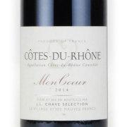 コート・デュ・ローヌ・モンクール 2014 JLシャーヴ・セレクション フランス コート・デュ・ローヌ 赤ワイン 750ml