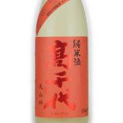 高千代 プラス19 からくち純米酒 無調整生原酒おりがらみ 新潟県高千代酒造 1800ml