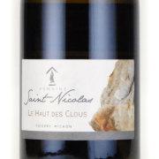 キュヴェ・レ・クルー ブラン 2015 ドメーヌ・サンニコラ フランス ロワール 白ワイン 750ml