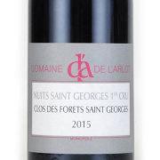 ニュイ・サン・ジョルジュ 1erクロ・デ・フォレ・サンジョルジュ 2015 ドメーヌ・ド・ラルロ フランス ブルゴーニュ 赤ワイン 750ml