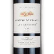 シャトー・ド・フラン レ・スリジェール 2014 シャトー元詰め フランス ボルドー 赤ワイン 750ml