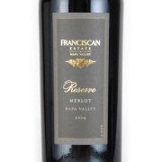 フランシスカン ナパ リザーブ・メルロ 2014 フランシスカン アメリカ カリフォルニア 赤ワイン 750ml