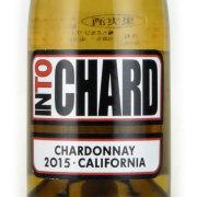 イントゥ シャルドネ 2015 オーク・リッジ・ワイナリー アメリカ カリフォルニア 白ワイン 750ml