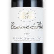 ブルネッロ・ディ・モンタルチーノ 2012 カサノーバ・ディ・ネーリ イタリア トスカーナ 赤ワイン 750ml