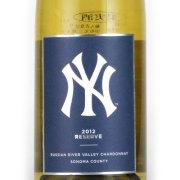 ニューヨークヤンキース リザーヴ シャルドネ 2012 New York Yankees Reserve アメリカ カリフォルニア 白ワイン 750ml