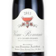ヴォーヌ・ロマネ オー・シャン・ペルドリ 2015 オーディフレッド フランス ブルゴーニュ 赤ワイン 750ml