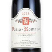 ヴォーヌ・ロマネ レ・シャランダン 2015 オーディフレッド フランス ブルゴーニュ 赤ワイン 750ml