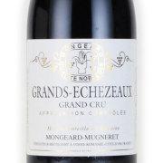 グラン・エシェゾー グラン・クリュ 2015 モンジャール・ミニュレ フランス ブルゴーニュ 赤ワイン 750ml