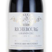 リシュブール グランクリュ 2015 モンジャール・ミュニュレ フランス ブルゴーニュ 赤ワイン 750ml